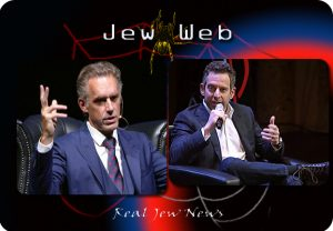 The Jews Surrounding Jordan Peterson