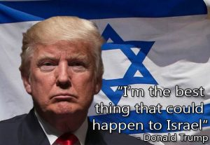 Bombshell Interview: 'Vote for Trump if you Love Israel'
