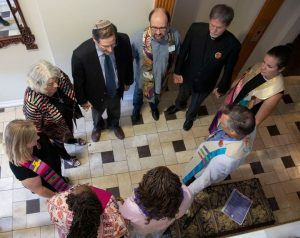 """Christian and Jewish Clergy Bless Abortion Clinic, Claim """"God is Present in This Space"""""""