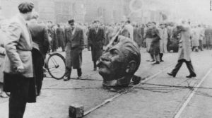 The 1956 Hungarian Uprising was an Anti-jewish Revolt