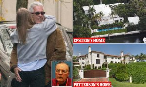 Epstein: The Pedophile Next Door