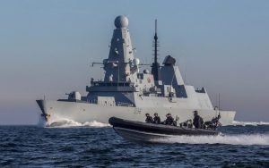 Royal Navy sending THIRD warship to the Gulf