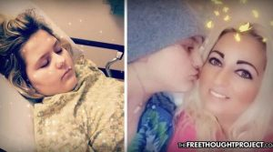 Mom Thrown in Jail, Her Child Stolen — For Successful Treating Her Cancer with CBD Oil