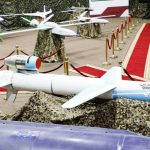 Houthi drones. Click to enlarge