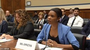 Black conservative Candace Owens says 'white supremacy' is not a problem