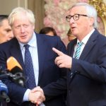 Boris Johnson and EU reach Brexit deal without DUP backing