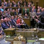 House of Commons at boiling point in raucous Brexit debate. Click to enlarge