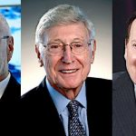 The Intersection of the Culture of Usury and the Culture of Zio-Wars: Paul Singer, Bernard Marcus, and Sheldon Adelson. Click to enlarge
