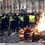 This Russian TV of Extreme Police Brutality Against Yellow Vests in Paris Will Shock You