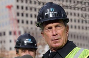 Why is Michael Bloomberg, Knight of the British Empire, running for president?