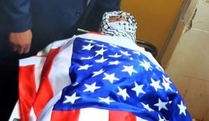 Palestinian-American Mahmoud Shaalan was shot five times by Israeli soldiers at a West Bank checkpoint.