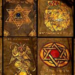 Turkish Police Recover Stolen jewish Torah Scrolls Decorated With Satanic Illuminati Symbolism