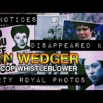 Dirty Royal Photos And Disappearing Kids - Ex London Cop Jon Wedger