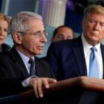 Dr Anthony Fauci is now the President of the United States
