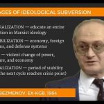 In terms of Bezmenov's stages of subversion - this is 'the crisis'.
