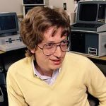 Young Bill Gates channels Woody Allen. Gates is a Jew.