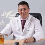 "Alexander Myasnikov was appointed in April to his new role of informing Russians about coronavirus treatment and prevention methods and to battle ""fake news"" about Covid-19"