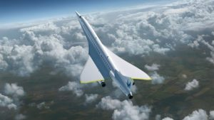 Supersonic Jet Taking Off in 2021 Will Get You From London To New York In 3 Hours