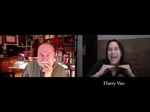 Harry Vox- Running Out of Time-Everything is Coming to an End Soon