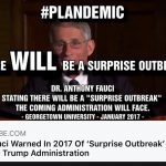 Anthony Fauci's Bio-War on Humanity