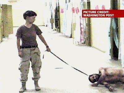 Who is Behind the Abuse at Abu Ghraib?