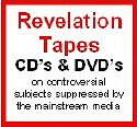 www.revelationaudiovisual.com Dave Starbuck talks plus DVD's on suppressed cancer cures, 9/11, 7/7 and more besides…
