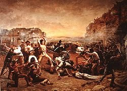 Our Alamo Against The Jewish New World Order