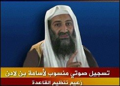 Bin Laden video grab, Jan 2006