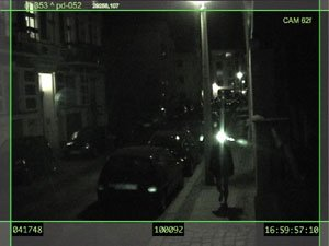 CCTV Busting Infra-Red Headset Makes You Invisible