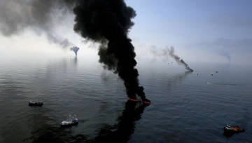 Obama Administration Knew About Deepwater Horizon 35,000 Feet Well Bore
