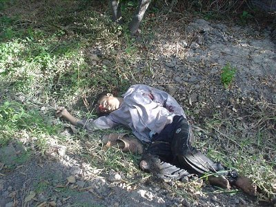 Mass Murder of Teenagers in Buhriz