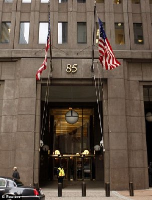 Goldman Sachs New York head office