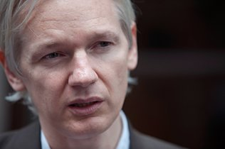 Wikileaks claimed founder, Julian Assange