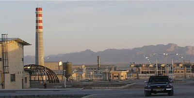 Iran's nuclear facility near Isfahan would likely be a prime target
