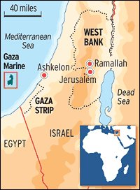 Palestinian gas project 'is wrecked by Israel'