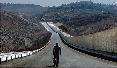 New Israeli highway separates Palestinians