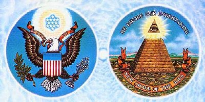 The Great Seal and implications of the occult forces it represents