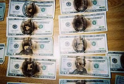 Explosive RFID Tags in New US Notes