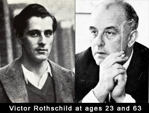 Was Victor Rothschild a &#8220;Soviet Agent&#8221;?