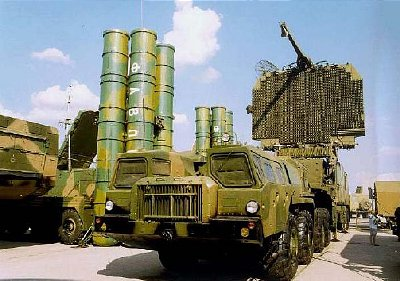 Russians Deny Selling S-300 to Iran