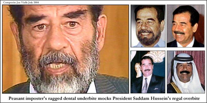 Saddam Hussein's Double?