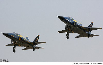 Iran to flex muscles in aerial drill