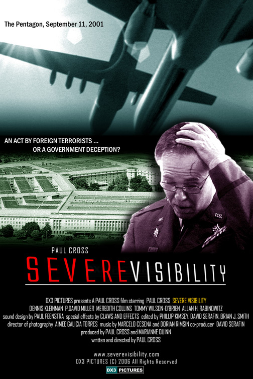 New 9/11 Feature Film: Severe Visibility