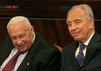Is Shimon Peres the Terrorist Mastermind Behind 9/11?