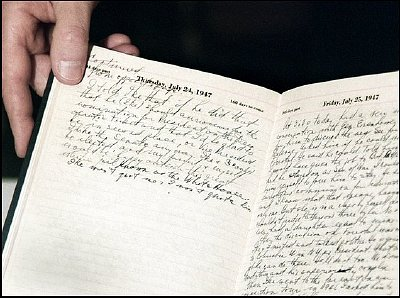 Harry Truman's Forgotten Diary