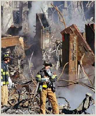 Chemical Traces of High Explosives in WTC Debris