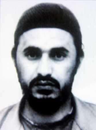 Another photo allegedly of the same Zarqawi: note the differences.