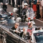 President Kennedy shortly before his assassination in Dallas. Click to enlarge