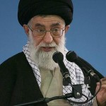 Ayatollah Khamenei. Click to enlarge