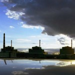 Zaporozhye nuclear power plant. Click to enlarge
